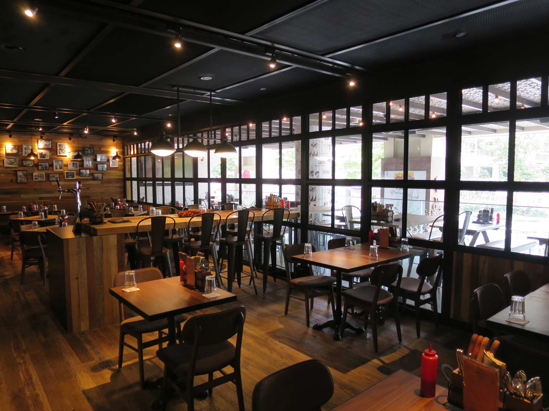 Where to Go The Chop House at I Katong Highest Spirits